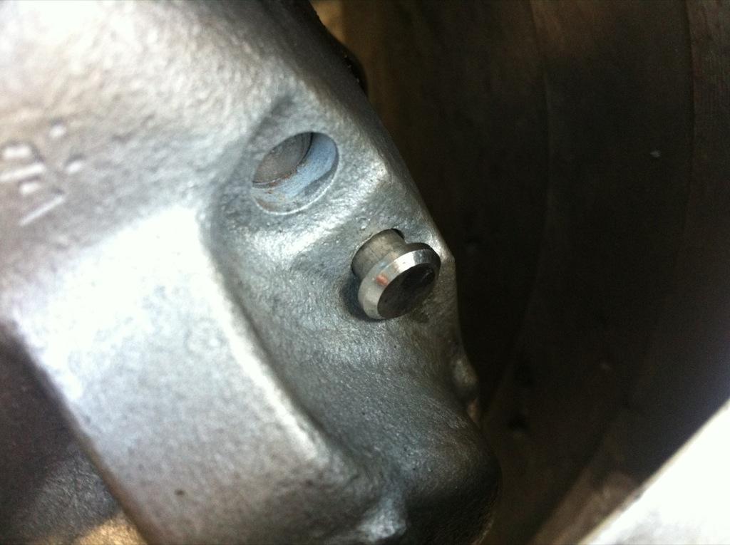 Knocking noise - brake pads loose? - Page 1 - Suspension